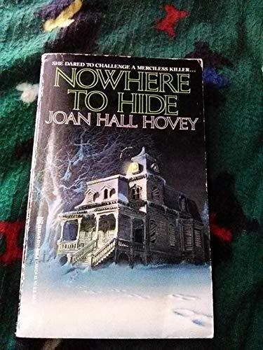 9780821740354: Nowhere to Hide (Zebra Books)