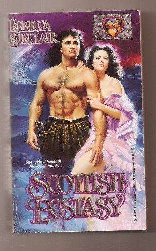 9780821741566: Scottish Ecstasy (Lovegram Historical Romance)