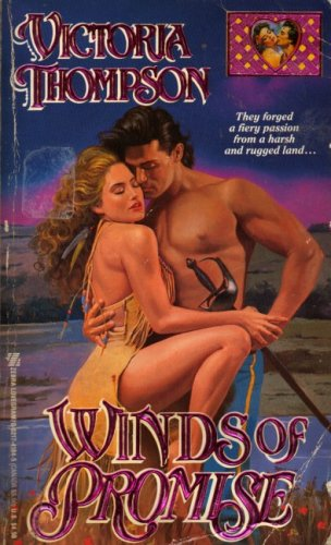 Winds of Promise (Tates of Texas) (0821741845) by Victoria Thompson