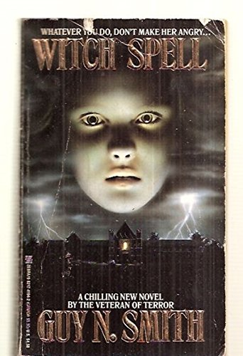 9780821741948: Witch Spell (Zebra Horror S.)