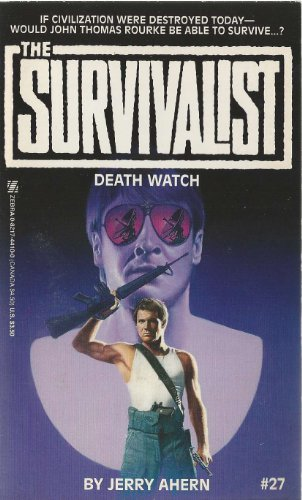 9780821744109: Death Watch (The Survivalist, No. 27)