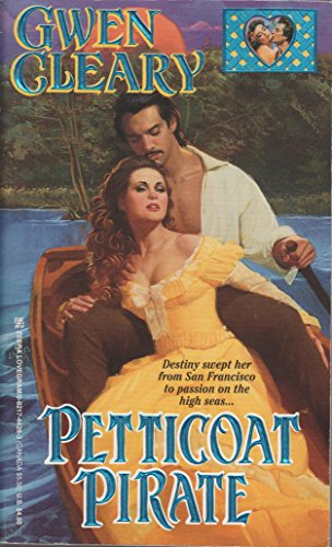 Petticoat Pirate (Lovegram historical romances): Cleary, Gwen