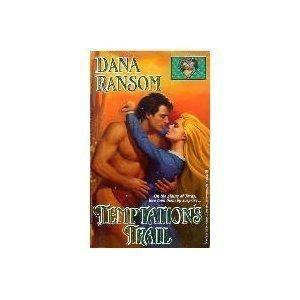 Temptation's Trail (Lovegram historical romances)