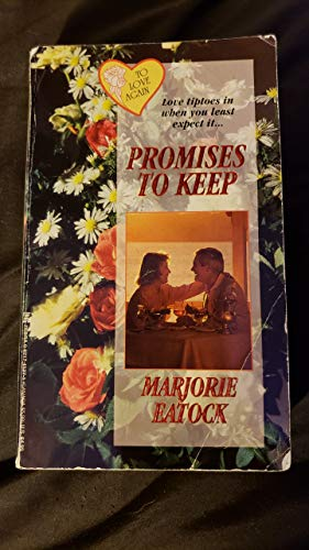 9780821745274: Promises to Keep (To Love Again/Large Print)