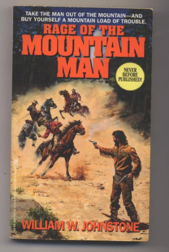 9780821745670: Rage of the Mountain Man
