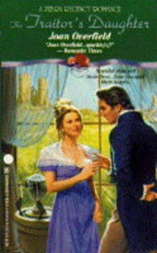 9780821746332: The Traitor's Daughter (A Zebra Regency Romance)