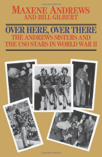 9780821746455: Over Here, over There: The Andrews Sisters and the Uso Stars in World War II