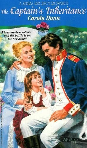 The Captain's Inheritance (A Zebra Regency Romance): Dunn, Carola