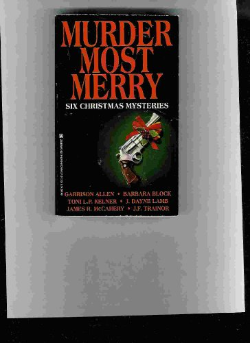 9780821747636: Murder Most Merry