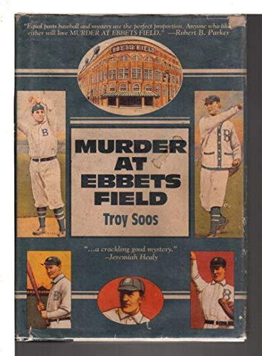 9780821748893: Murder at Ebbets Field