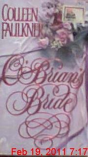 O'Brian's Bride (0821748955) by Colleen Faulkner