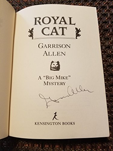 9780821749579: Royal Cat: A 'Big Mike' Mystery (Big Mike Mysteries)