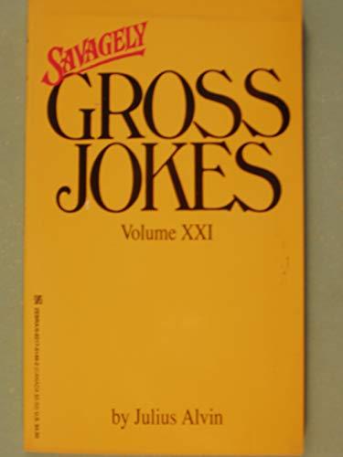 9780821751497: Savagely Gross Jokes