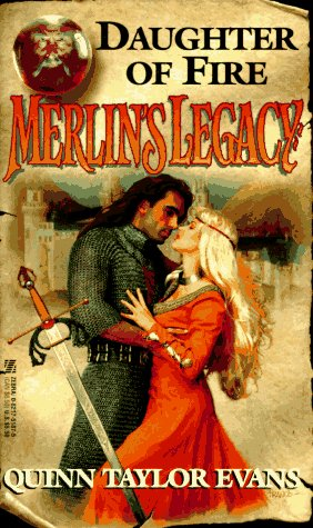 9780821751879: Merlin's Legacy: Daughter of Fire