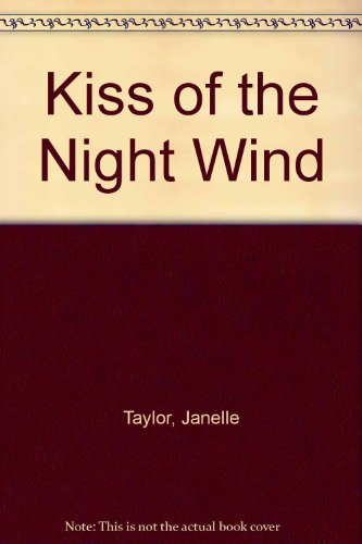 9780821752791: Kiss Of The Night Wind