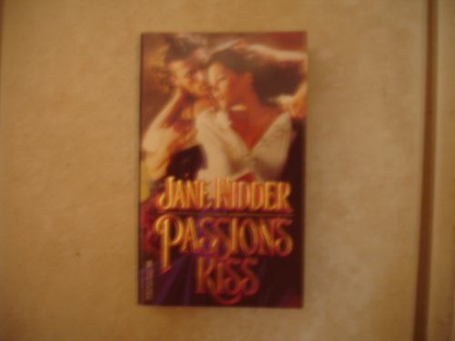 Passion's Kiss (0821753177) by Jane Kidder