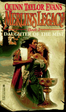 9780821753477: Merlin's Legacy: Daughter of the Mist