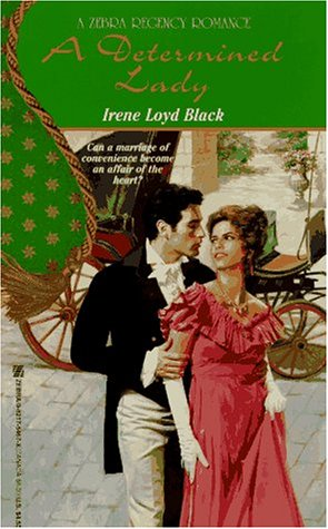 9780821754672: A Determined Lady (Zebra Regency Romance)