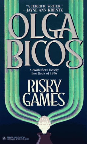 9780821756799: Risky Games (Zebra Contemporary Romance)