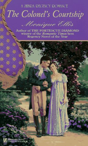 9780821757116: The Colonel's Courtship (Regency Romance)