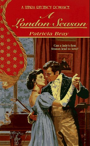 A London Season (Zebra Regency Romance) (0821757687) by Patricia Bray