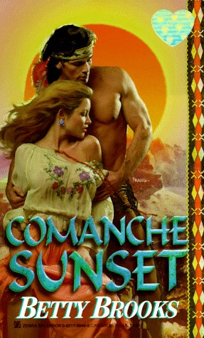 9780821758489: Comanche Sunset