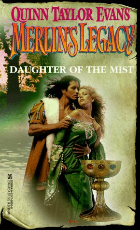 9780821760505: Daughter of the Mist (Merlin's Legacy, Book 2)