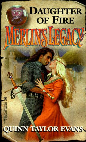 9780821760529: Merlin's Legacy #01: Daughter Of Fire