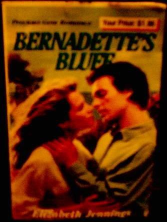 Bernadette's Bluff: Elizabeth Jennings
