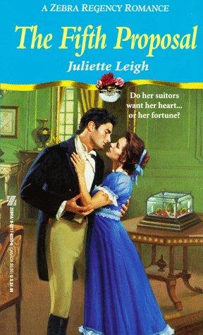 9780821762653: The Fifth Proposal (Regency Romance)