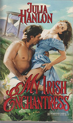 My Irish Enchantress (Zebra Time Travel Romance): Hanlon, Julia