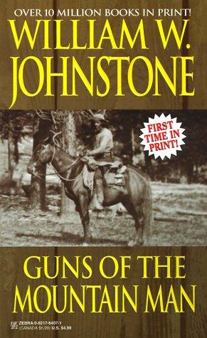 9780821764077: Guns Of The Mountain Man (The Last Mountain Man)