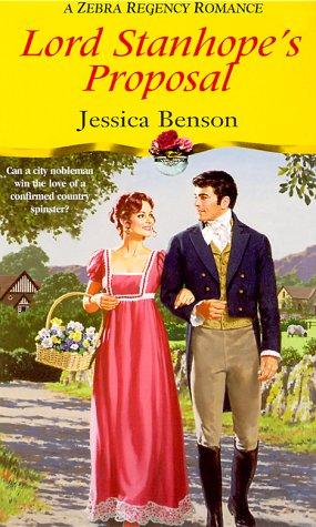 9780821765371: Lord Stanhope's Proposal (Zebra Regency Romance)