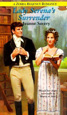 9780821766071: Lady Serena's Surrender (Zebra Regency Romance)