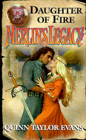 9780821766323: Merlin's Legacy: Daughter of Fire
