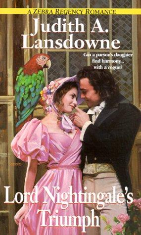 9780821767047: Lord Nightingale's Triumph (Zebra Regency Romance)