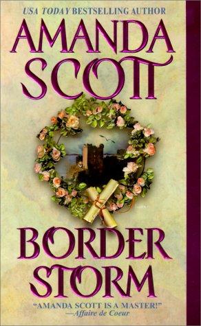 9780821767627: Border Storm (Zebra Historical Romance)