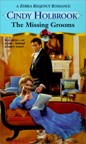 9780821767696: The Missing Grooms (Zebra Regency Romance)