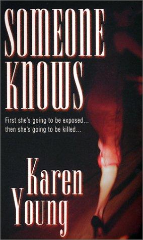 9780821768297: Someone Knows (Zebra romantic suspense)