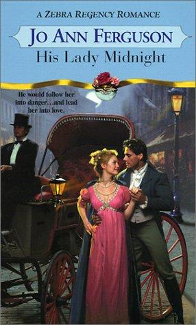 9780821768631: His Lady Midnight (Zebra Regency Romance)