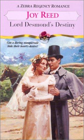 9780821772324: Lord Desmond's Destiny (Zebra Regency Romance)