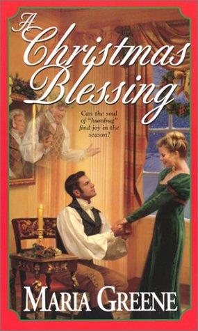 9780821772386: A Christmas Blessing (Zebra Regency Romance)