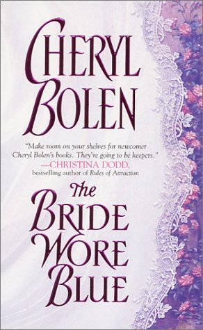 9780821772478: The Bride Wore Blue (The Brides of Bath)