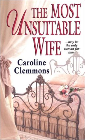 9780821774434: The Most Unsuitable Wife: The Kincaid's (Zebra Ballad Romance)