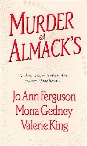 9780821774816: Murder at Almack's (Zebra Regency Romance)
