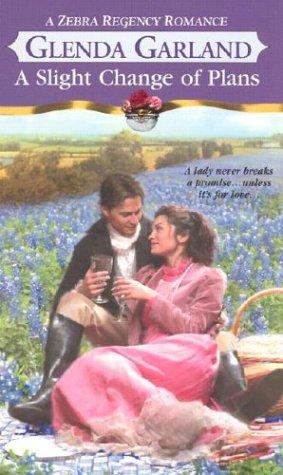9780821776261: A Slight Change Of Plans (Zebra Regency Romance)