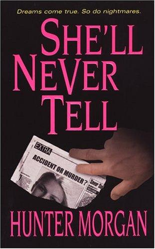 9780821776841: She'll Never Tell (Zebra Romantic Suspense)