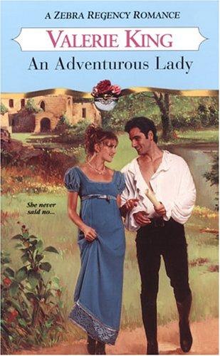9780821777046: An Adventurous Lady (Zebra Regency Romance)