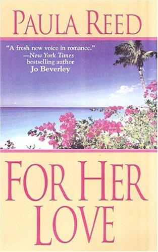 9780821777244: For Her Love (Zebra Historical Romance)