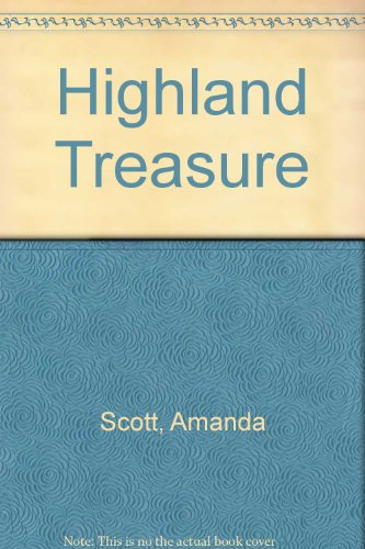 Highland Treasure ($3.99 ed): Amanda Scott